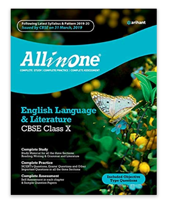Class 10th All In One English Language & Literature CBSE