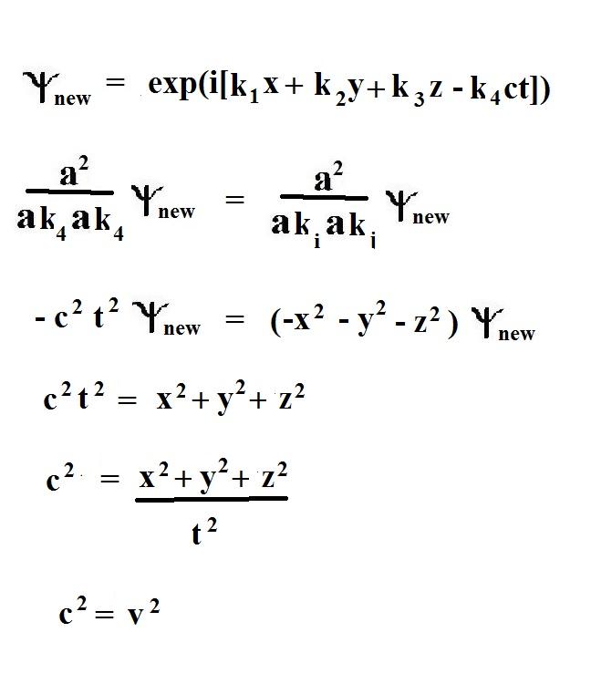 GM Jackson Physics and Mathematics: The New Relativity