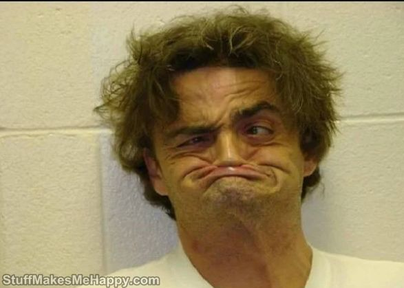 40 Funny Pictures of People Making Hilariously Funny Faces!