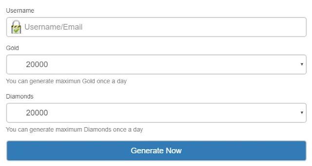6 Generator Diamond Games Free Fire (FF) Gratis, Auto Kaya