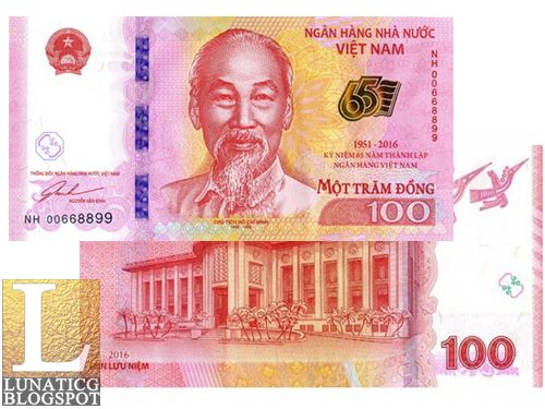 new Vietnam note
