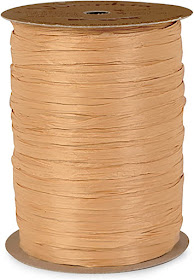 Cheap Raffia Ribbon For Gift Wrap Craft Packaging and Decoration