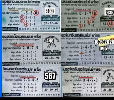 Thailand Lottery 3up 100 Sure Number Facebook Timeline 01 July 2020
