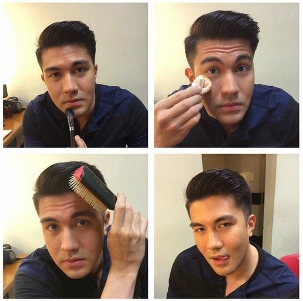 Luis Manzano #MakeUpTransformations #AwesomeIdea