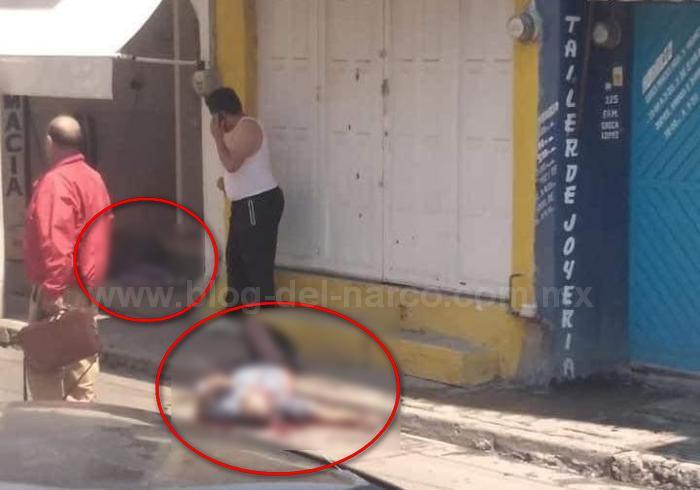 Sicarios aprovechan día de descanso de elemento de la FSPE y lo ejecutan en centro de Cortázar, su esposa fue herida