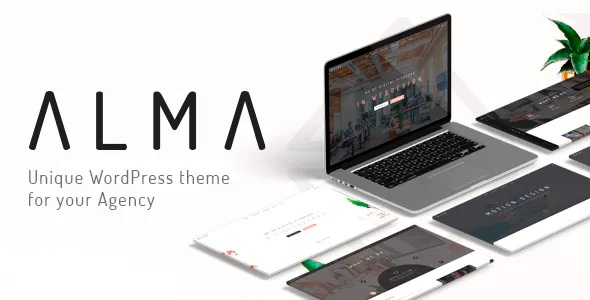 Best Minimalist Multi-Use WordPress Theme