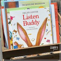 Beginning of the Year Books for Kindergarten and First Grade - Listen Buddy
