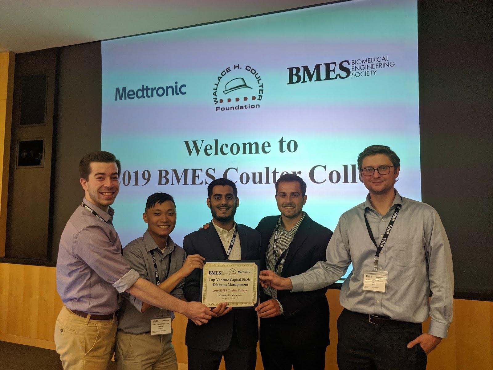 Stephenson School of Biomedical Engineering: SBME Students