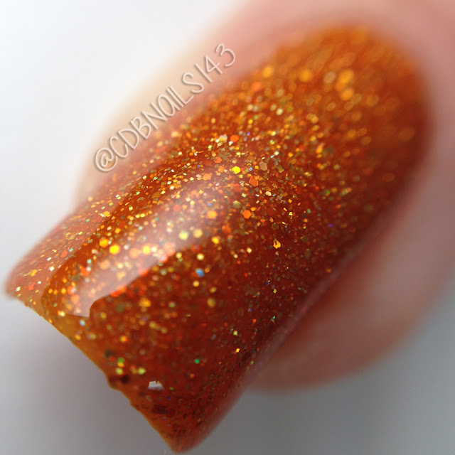 Bliss Polish-Pumpkin Patch