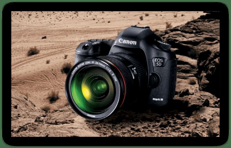 Harga Kamera DSLR Canon EOS 5D Mark III Kit