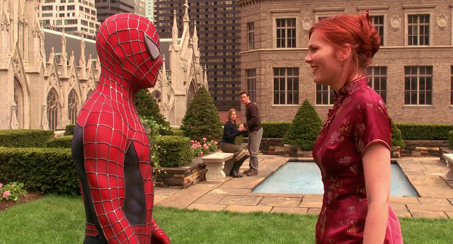 Spider-Man 2002 Dual Audio Hindi 1080p BluRay