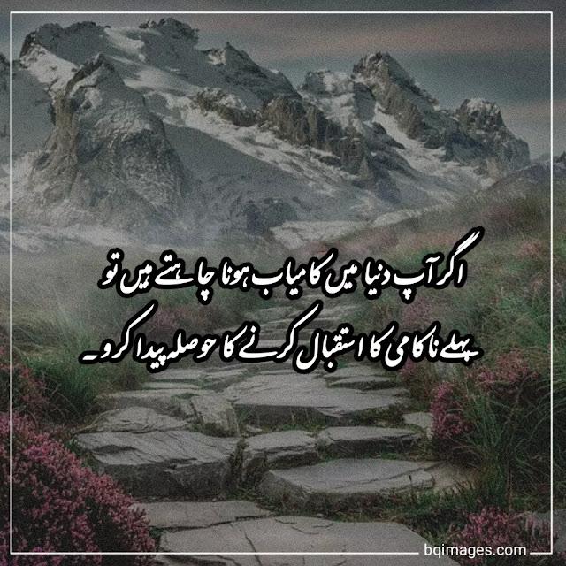 kamyabi quotes in urdu