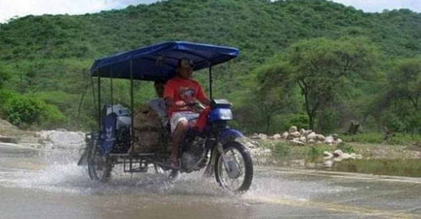 SENAMHI ALERTA: Lluvias moderadas prevén en la Selva hasta mañana lunes - www.senamhi.gob.pe