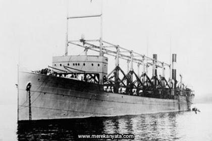 Misteri Hilangnya USS Cyclops di Segitiga Bermuda
