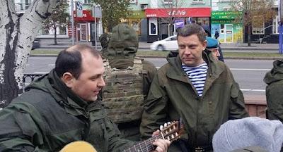 """У Донецьку вибухом знищено """"главу ДНР"""" Захарченка."""
