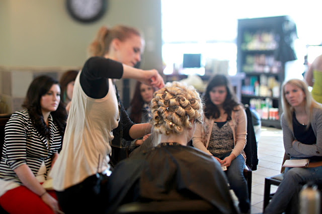 hair styling training courses hair and make up by steph bridal hairstyling workshop 6817 | IMG 8959