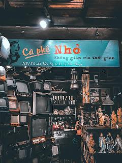 Cafe Nhỏ quận Phú Nhuận