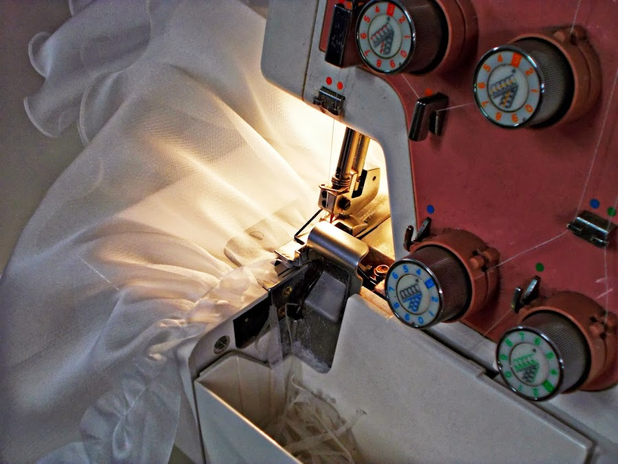 Traje-vestido-flamenca-patrón-paso a paso-costura-volantes-enagua-4