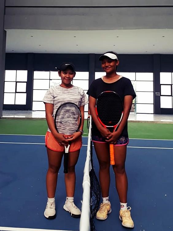 Kejurnas Tenis Yunior New Armada Cup XXIV: Diah Ayu Melenggang ke Semifinal