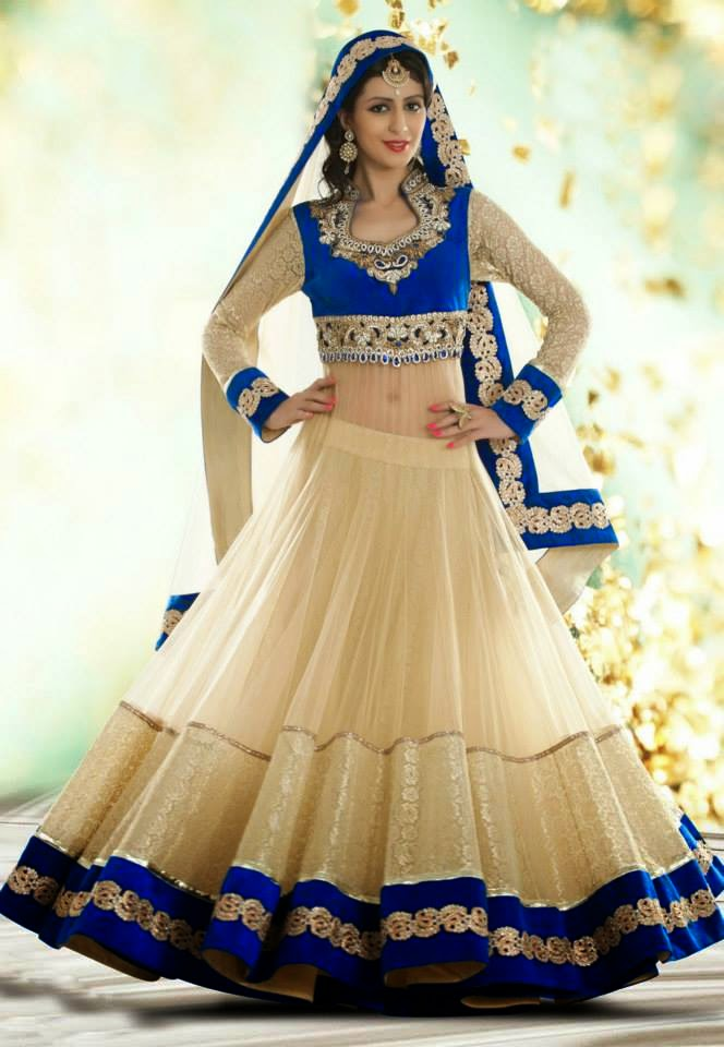 New Party Wear Lehenga Choli Collection In Lehenga Rush By ...