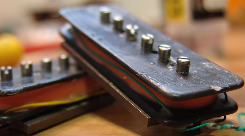 Guitar Pickups Microphonic : xaudia microphone blog coil winder 3 guitar pickups ~ Hamham.info Haus und Dekorationen