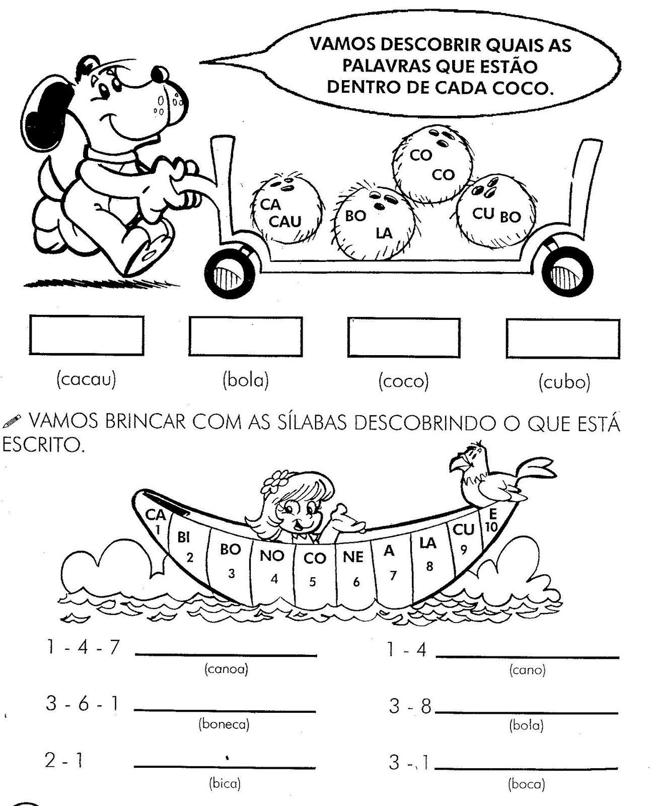 Ajudinha Basica 2 Letra C