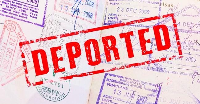 Türkiye'ye giriş yasağı (deport) bulunan yabancı uyrukluların deport kaldırma işlemleri!