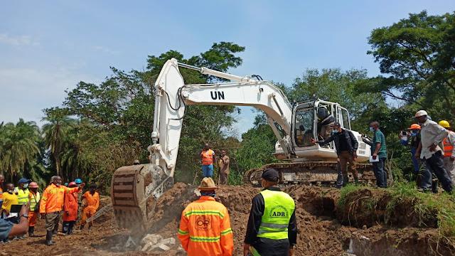 Satgas TNI Konga XXXIX-B RDB Berhasil Rangkul Milisi di Kongo