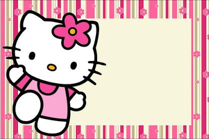 Alle Beitrage Zu Hello Kitty Invitation Card Design Auf Dieser Seite
