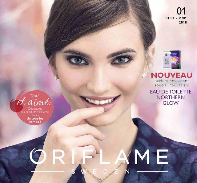 catalogue oriflame maroc janvier 2018