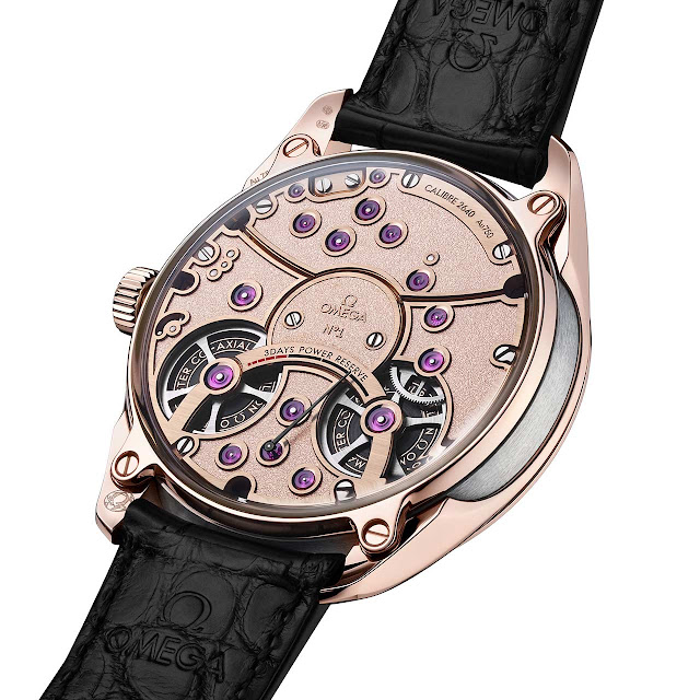 Omega De Ville Tourbillon Numbered Edition