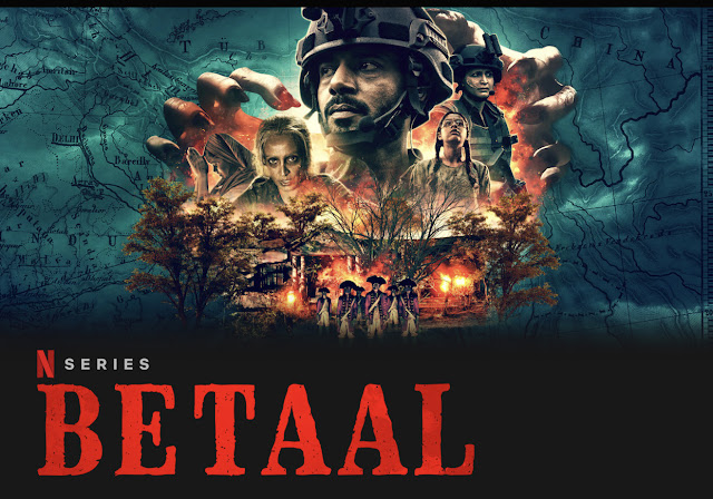 New Movies Review: Betaal – Hindi Web Series On Netflix