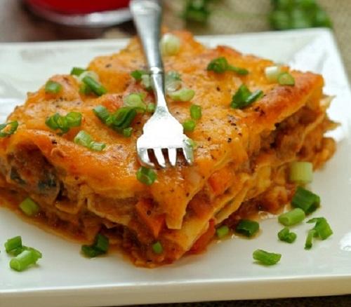 Resepi Lasagna Daging Lazat!!