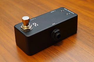 Minimal Series AB BOX は 入力 / 出力切り替えの両方で使用可能