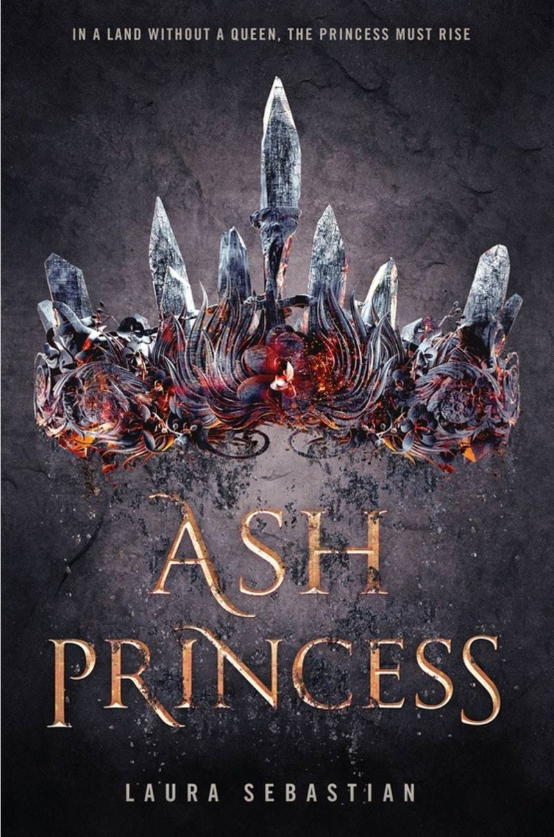25 Books to Read - Summer 2018 - Ash Princess by Laura Sebastian