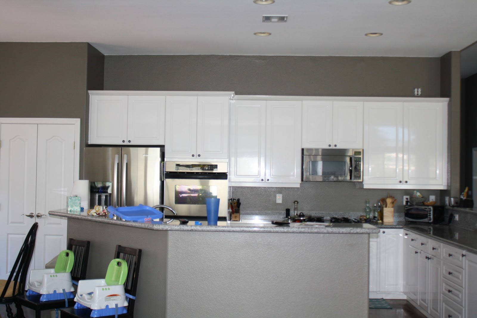 How To Paint Kitchen Cabinets Without Streaks Summa Tiltonica