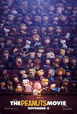 Poster Film The Peanut Movie