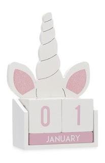 unicorn takvim