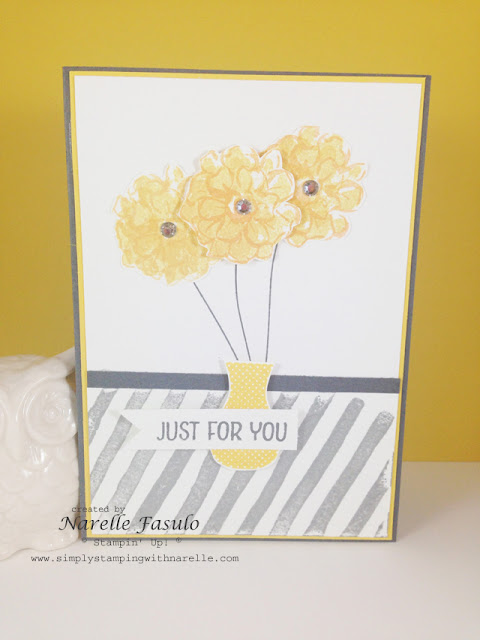 What I Love - FREE with a $90 purchase - available till March 31 - Sale-A-Bration - Simply Stamping with Narelle - buy here http://www3.stampinup.com/ECWeb/default.aspx?dbwsdemoid=4008228