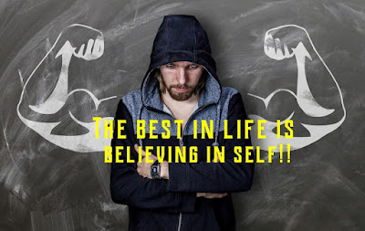 Motivational/inspirational attitude captions