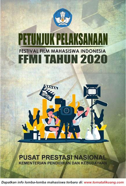 panduan petunjuk pelaksanaan festival film mahasiswa indonesia ffmi tahun 2020 pdf tomatalikuang.com