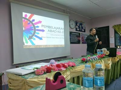 Perkongsian Amalan Terbaik Pembelajaran Abad ke-21 di SMA Fauzi