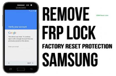 Cara mudah Menghapus FRP pada Android Merk Samsung