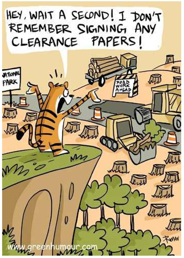 Hay, wait a second. I don't remember signing any clearance papers.