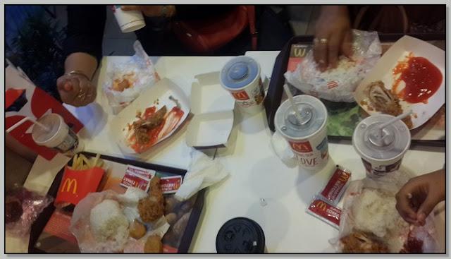 """TEMPAT MAKAN ENAK DI SURABAYA: """"McDonald's DARMO"""""""