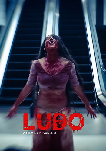 Ludo 2017 Bengali Hot 480p HDRip 300MB Poster