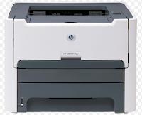 Der HP LaserJet 1320 Drucker verfügt über eine direkte USB 2.0-kompatible und parallele Anschlussverbindung
