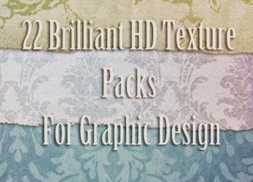 22 Brilliant HD Texture Packs For Graphic Design
