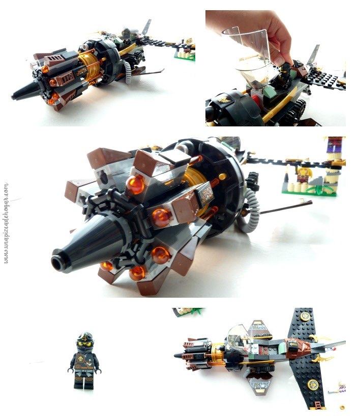 Lego ninjago juguete