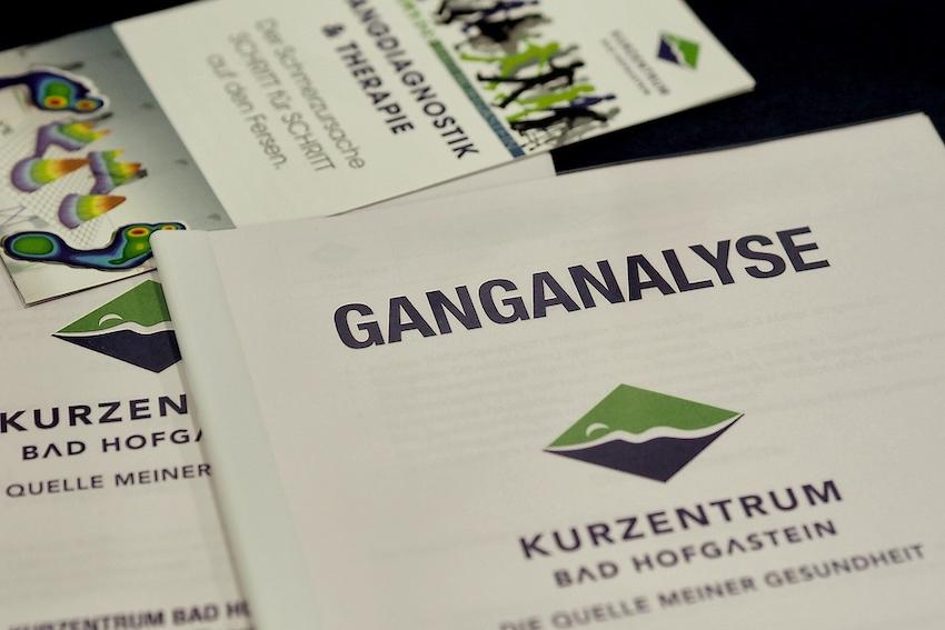 Kurzentrum Ganganalyse